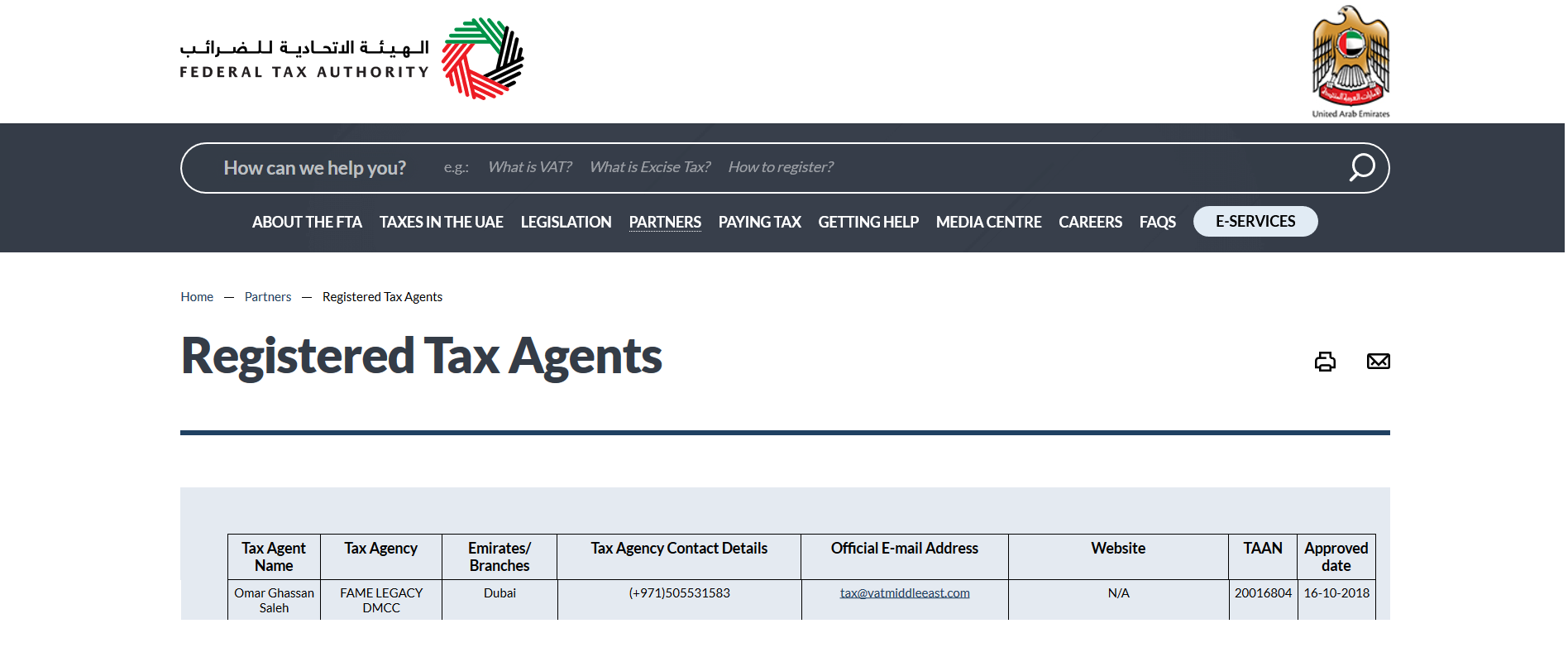 Tax-Agents,Tax-Agency